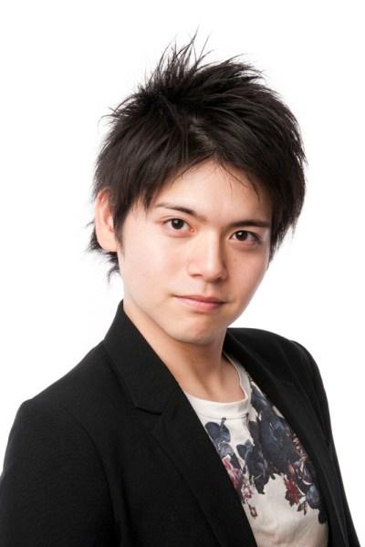 Yuma Uchida Voice Actor for Yuuma Kousaka in GUNDAM BUILD FIGHTERS TRY