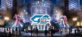 Gundam Docks Ngee Ann City Singapore Artist Impression