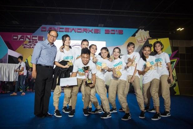 DanceWorks! Cat II Champion - D'Movement