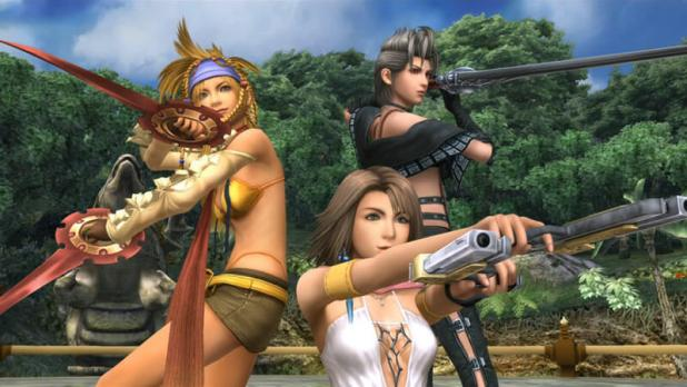 Final Fantasy X X2 HD Remastered PS4 Review Screenshot 02