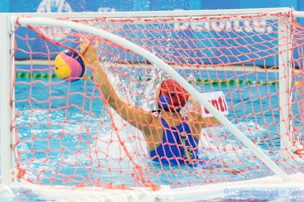 SEA Games 2015 OCBC Aquatic Centre Women Singapore vs Philippines