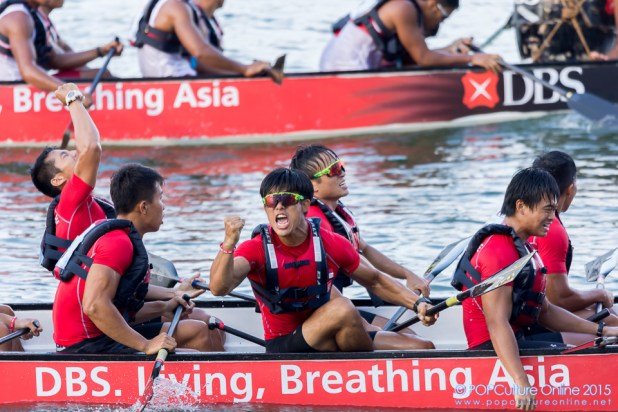 SEA Games 2015 Traditional Boat Race