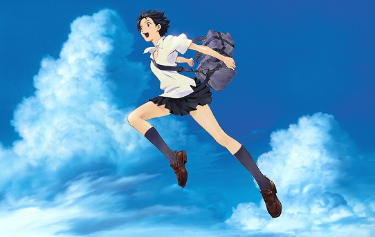 The Girl Who Leapt Through Time (C) 2006 TKFP