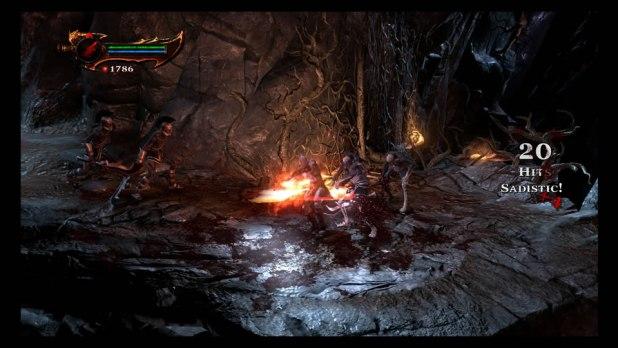 God of War 3 Remaster PS4 Screen Shot 03