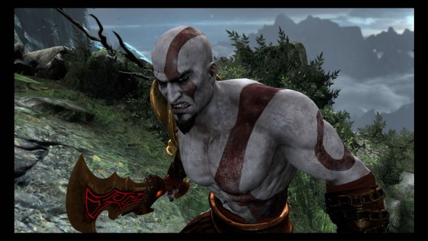 God of War 3 Remaster PS4 Screen Shot 04