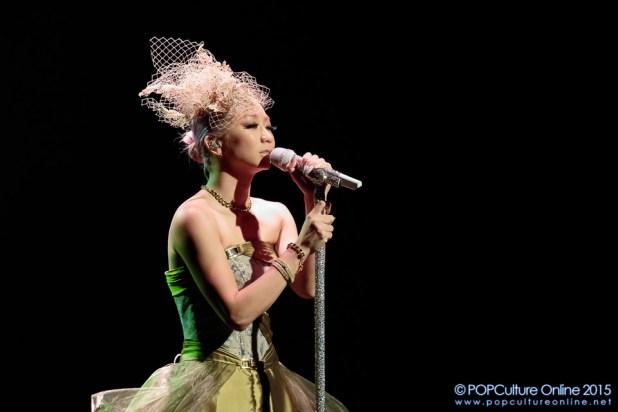 Koda Kumi Asia Live 2015 Singapore Concert 01