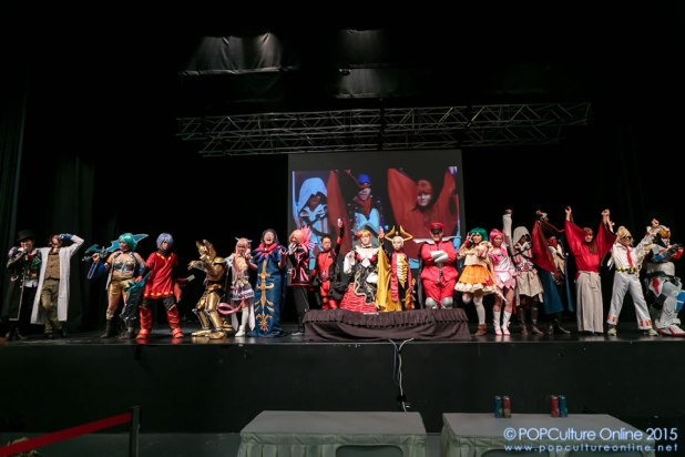 ICDS 2015 Singapore Annual Cosplay Chess Performance 01