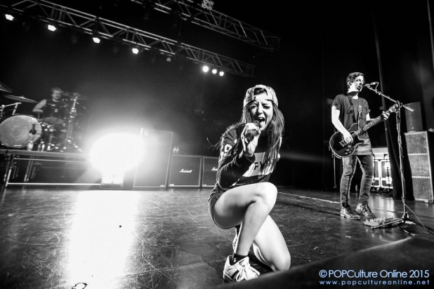 Against The Current Gravity World Tour Singapore 2015 Concert Chrissy Costanza