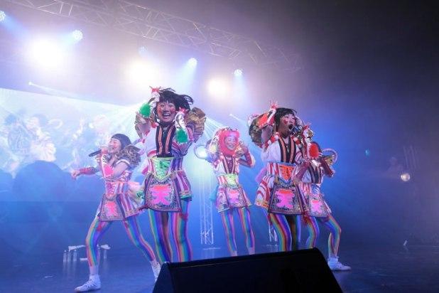 MOSHI MOSHI NIPPON FESTIVAL 2015 in Singapore - TEMPURA KIDZ