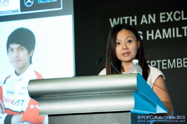 Ms Tan May Lin General Manager Epson Singapore Pte Ltd
