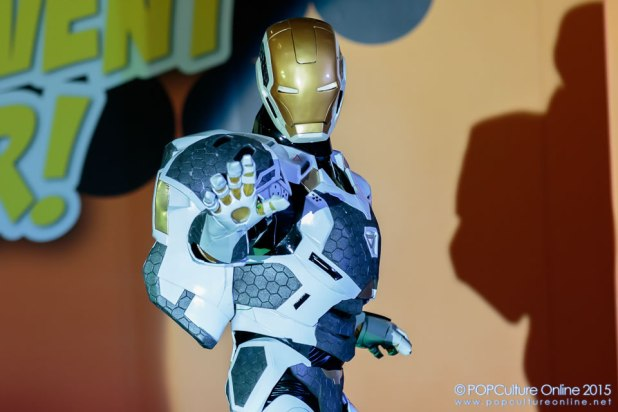 STGCC 2015 Championships of Cosplay Ironman