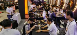 STGCC 2015 Magic the Gathering Booth 02
