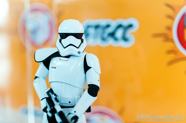 STGCC 2015 Media Preview Hot Toys Star Wars The Force Awakens Stormtrooper