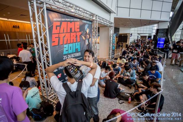 GameStart 2014 Suntec Convention Centre