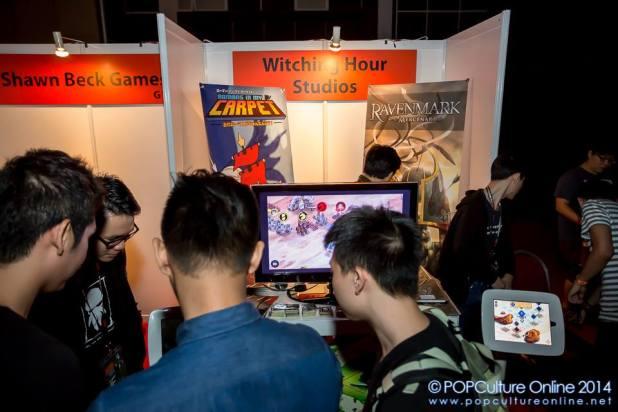 GameStart 2014 Witching Hour Studios