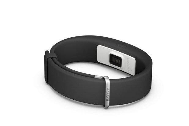 Sony Smartband 2 Black Strap Unit
