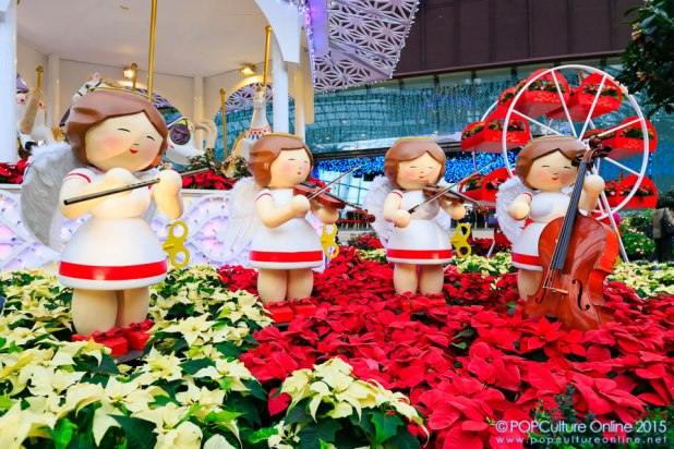 Christmas Wonderland Gardens by the Bay 2015 Christmas Toyland Floral Display at the Flower Dome 02