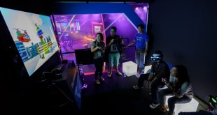 GameStart 2015 Playstation Booth Playstation VR The Playroom