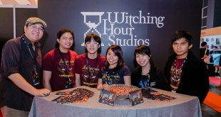 GameStart 2015 Witching Hour Studios Booth