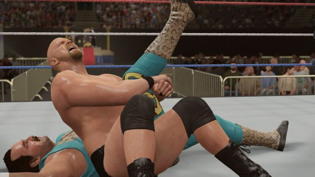 WWE 2K16 Screen Shot Stone Cold Steve Austin Jack The Rattle Snack