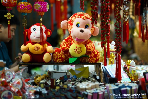A Trip to Chinese New Year Street Bazaar at Chinatown Singapore 2016 Photo 04