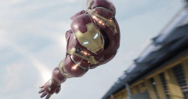 Marvel's Captain America: Civil War..Iron Man/Tony Stark (Robert Downey Jr.)..Photo Credit: Film Frame..© Marvel 2016