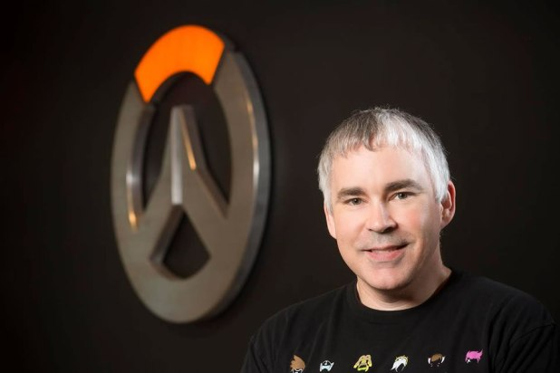 Bruce Wilkie Blizzard Overwatch Interview