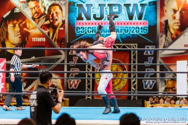 C3 CharaExpo 2016 New Japan Pro-Wrestling NJPW 01