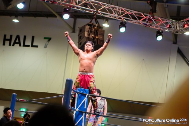 C3 CharaExpo 2016 New Japan Pro-Wrestling NJPW 02