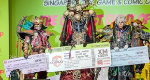 STGCC 2016 Championshops of Cosplay Winners