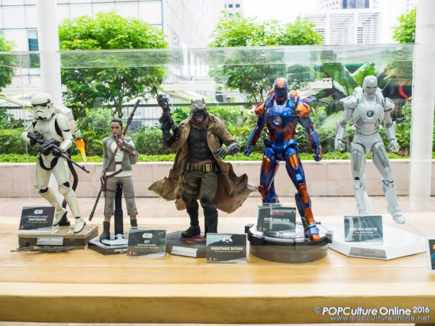 stgcc 2016 media preview hot toys exclusives ironman batman star wars
