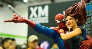 STGCC 2016 XM Studios Spiderman