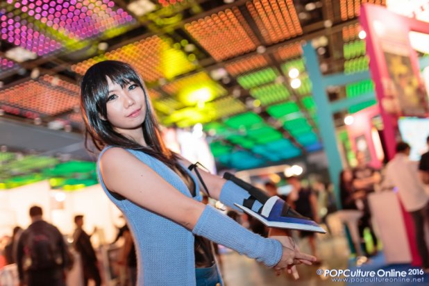 GameStart 2016 Cosplayers Rinoa Heartily