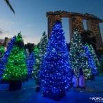 Christmas Wonderland 2016 Gardens by the Bay Christmas Trees