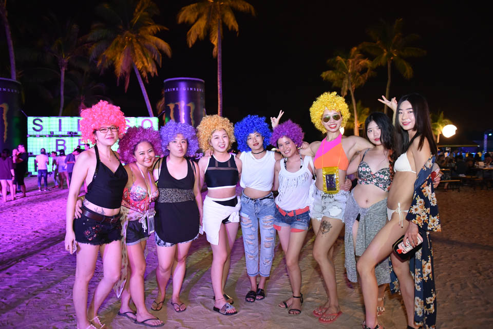 Ushering in 2017 at the Siloso Beach Party - POPCulture Online