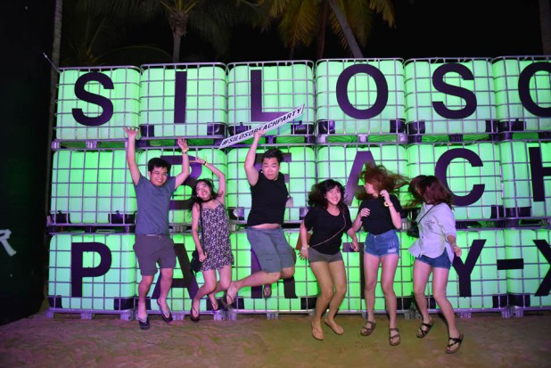Siloso Beach Party (SBP) 2016 - Photo Point