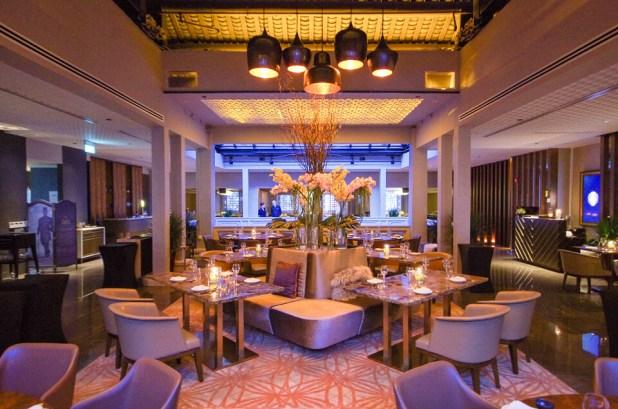VLV Singapore Restaurant Interior