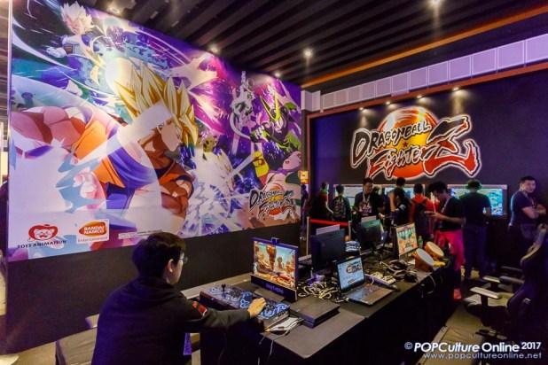 GameStart 2017 Bandai Namco Entertainment Asia Dragon Ball FighterZ