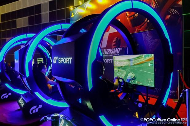 GameStart 2017 Grand Turismo Sports PlayStation