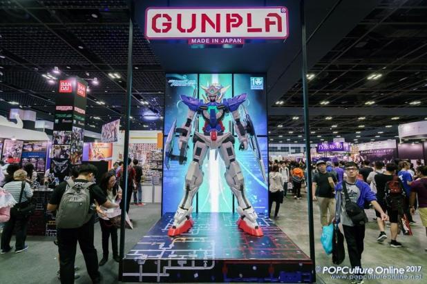 C3 Anime Festival Asia Singapore 2017 Gundam Exia