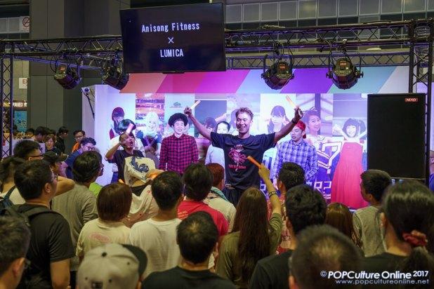 C3 Anime Festival Asia Singapore 2017 LUMICA