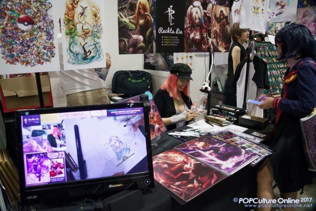 C3 Anime Festival Asia Singapore 2017 Rachta Lin