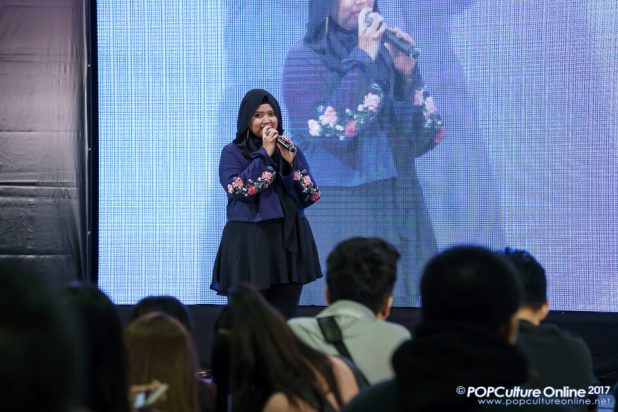 C3 Anime Festival Asia Singapore 2017 Super Akiba Stage RAE