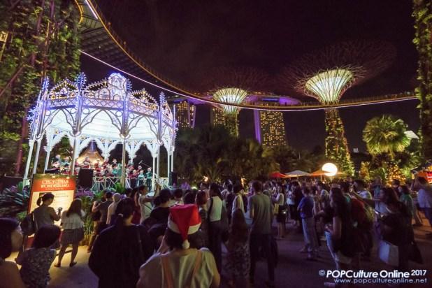 Christmas Wonderland 2017 Gardens by the Bay (29)