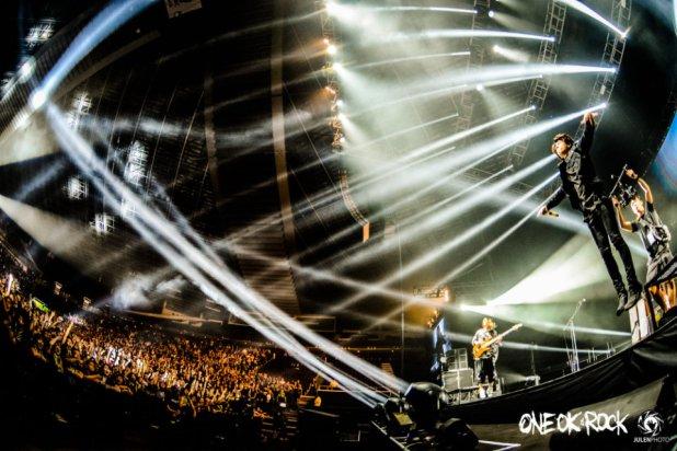ONE OK ROCK Ambition Asia Tour Singapore Concert Photo 03