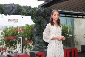 5 things you didn't know about Alicia Vikander