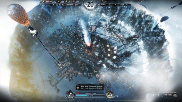 Frostpunk Review Screenshot 02