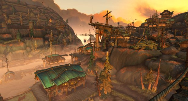 5 Reasons to Play World of Warcraft Battle for Azeroth Screen Shot 05