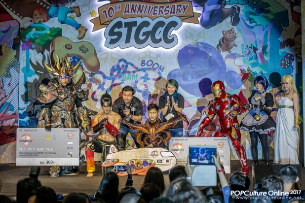 STGCC 2017 Championships of Cosplay