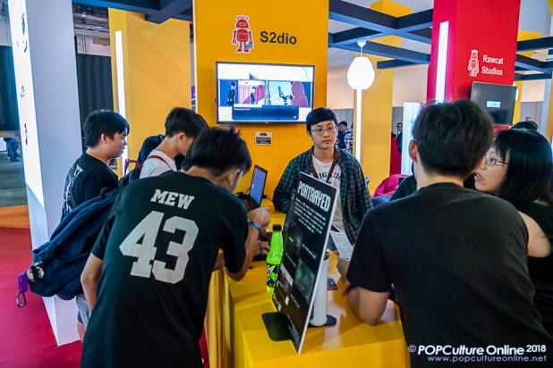 STGCC 2018 Event GGXP Indie